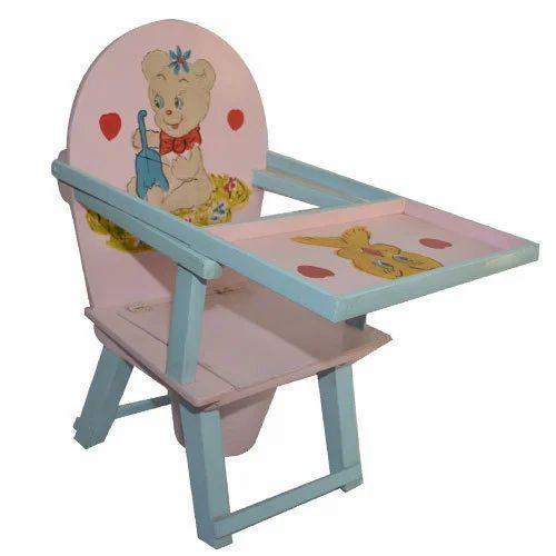 Kids Wooden Potty Chair
