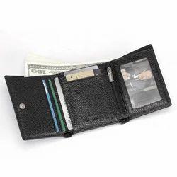 Credit Card Three Fold Wallet