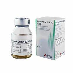 Pharmaceutical Injections - Human Albumin 20% Manufacturer