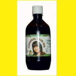 Natural Herbal Hair Oil