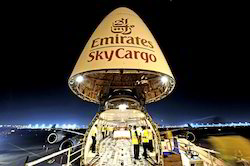 Liquid International Air Freight