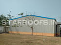 Industrial Roofing Shed Works