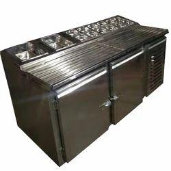 Pizza Makeline Machine