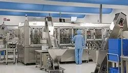 Bio-Pharmaceutical Clean Room