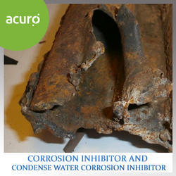 Corrosion Inhibitor And Condense Water Corrosion Inhibitor