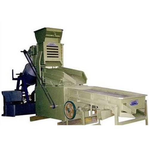 Rice Destoner Machine