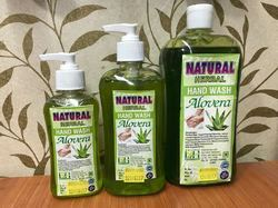 Natural Herbal Alovera Hand Wash