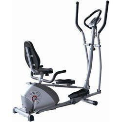 Hybrid Trainer Recumbent Bike