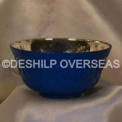 Glass Silver Bowls