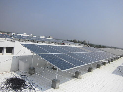 Solar Power Plant 5 Kw Solar Power Plant On Grid Systems