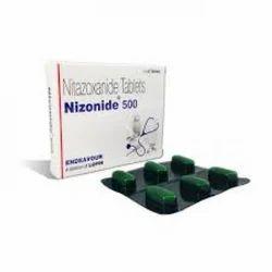 Nizonide - Nitazoxanide Tablets