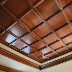 Wooden Ceiling Panels