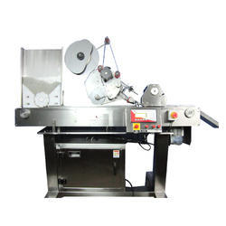 Top Side Labeling Machines