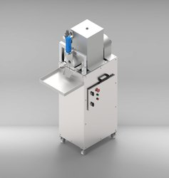 Qualimark Peda Cutting Machine, Capacity: 1000 Nos. / Hr., Model: DB10