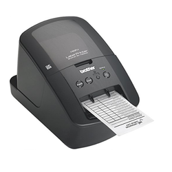 QL-720NW Professional Wired and Wireless Label Printer