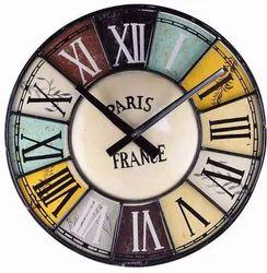Designer Wall Clock wooden wall clocks - designer wall clock manufacturer from mumbai