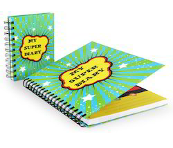 Dataking Hard Paper Cover Notebooks