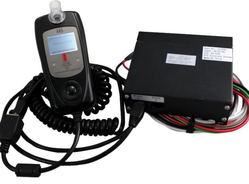 Vehicle Ignition Alcohol Detection Tester