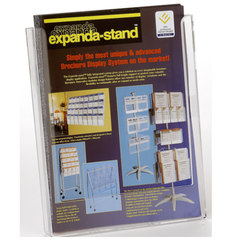 Retail Shops Promotional Display Frames