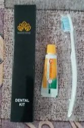 Dental kit for hotels