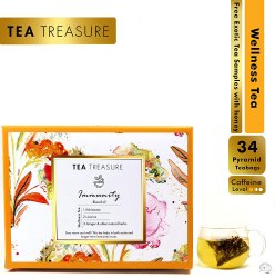 Tea Treasure Immunity Tea