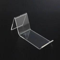 Acrylic Shoe Stand