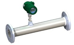 Thermal Mass Gas Flow Meter Inline