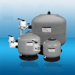 Swimming Pool Filters with Side Mounted MPV