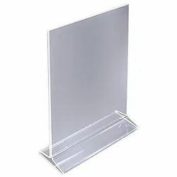 Acrylic Table Top Display
