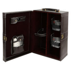 Dark Brown - 02 Travel Bar Set