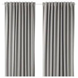 Plain Window Curtain