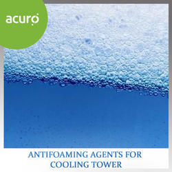 Antifoaming Agents for Cooling Tower