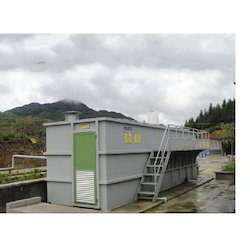 Industrial Water Recycling System