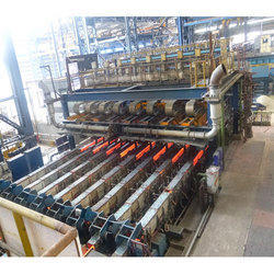 Automatic Rack Type Cooling Bed for CCM