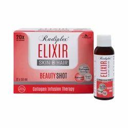 Radiplex Elixir Beauty Shot (5000 mg Marine Collagen Shot)