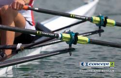 Concept 2 Oars Sweep And Sculls