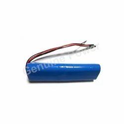 11.1v 4400 Mah Lithium Battery Pack for LED Light