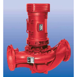 Close Coupled Vertical In-Line Pump