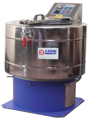 Laundry Water Extractor ~ Water extraction with centrifuges hydro extractor
