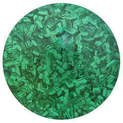 Malachite Circular Table Top