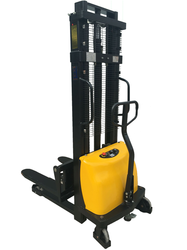 Semi Electric Forklift 1 ton