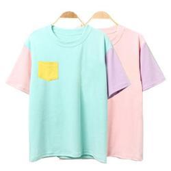 Pastel Colors T - Shirt