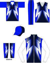 Cricket Uniform Set