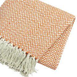 Sofa Throws Bedding Orange Throw Blanket