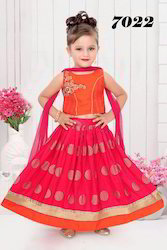 Little Girls Lehenga