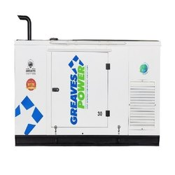 Silent Diesel Generators - GreavesPower Silent Generators