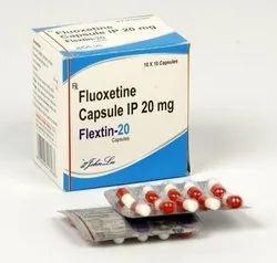 Fluoxetin 20 Mg Capsules
