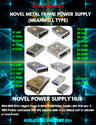 Novel Power Supply transformer (Meanwell Type)