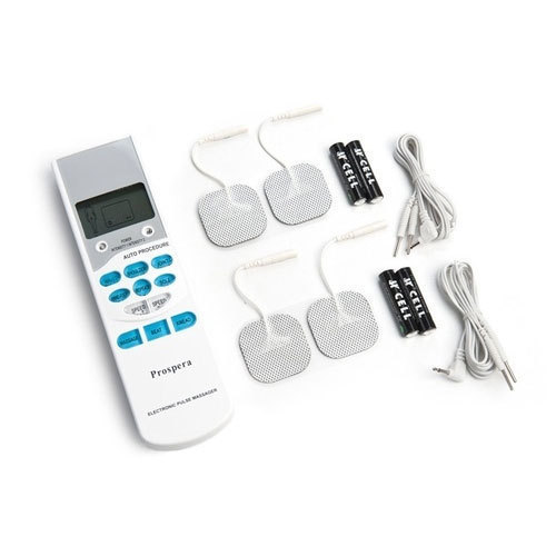 Massager Instrument Electronic Pulse Massager