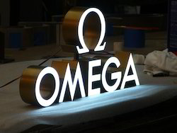 Customized 3D Sign Board